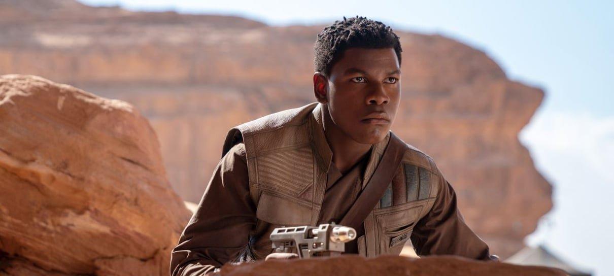 J.J. Abrams revela o que Finn quis dizer a Rey em Star Wars: A Ascensão de Skywalker