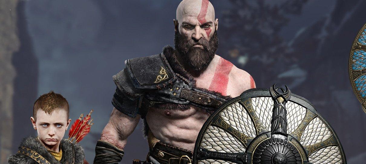 God of War ganha pacote temporário de itens gratuitos