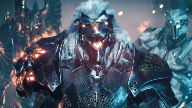 Godfall é o primeiro jogo anunciado para PlayStation 5