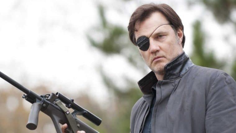 The Walking Dead | Ator do Governador quer voltar à franquia