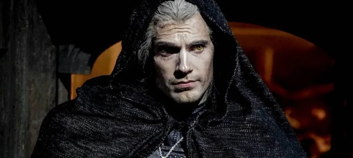 Henry Cavill não usou dublê para gravar a série de The Witcher