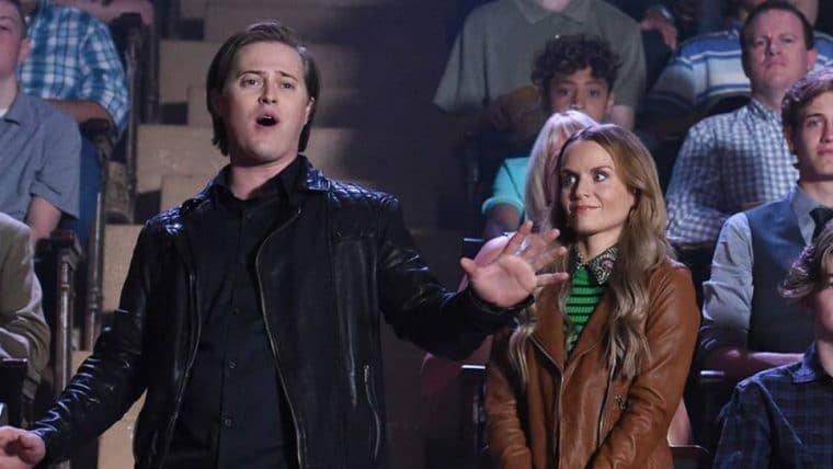 Lucas Grabeel, de High School Musical, faz participação especial na série do Disney+