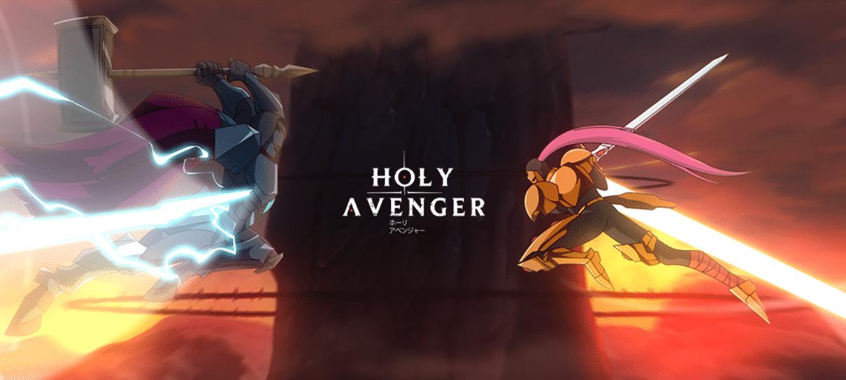 Animação de Holy Avenger é anunciada e ganha teaser; assista