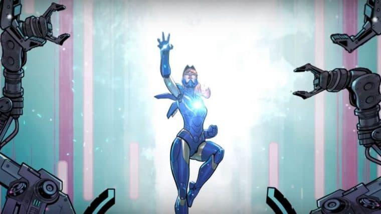 Iron Man 2020 | Pepper Potts está pronta para a ação em trailer da HQ