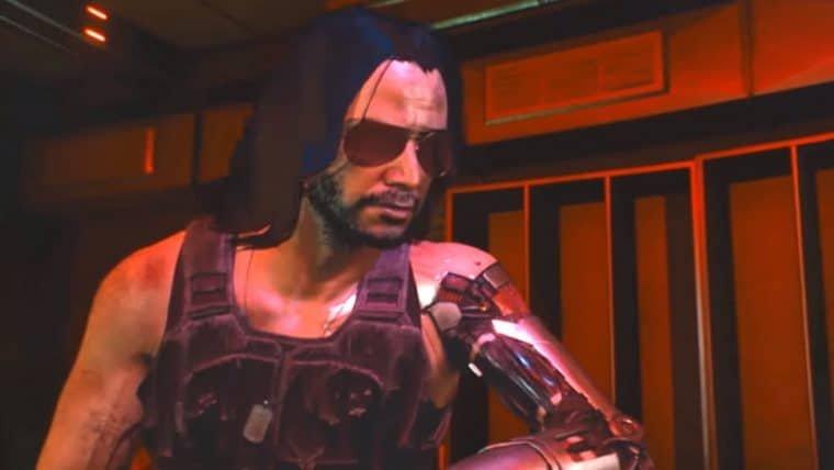 Cyberpunk 2077 | Essas figures de Johnny Silverhand são de tirar o fôlego