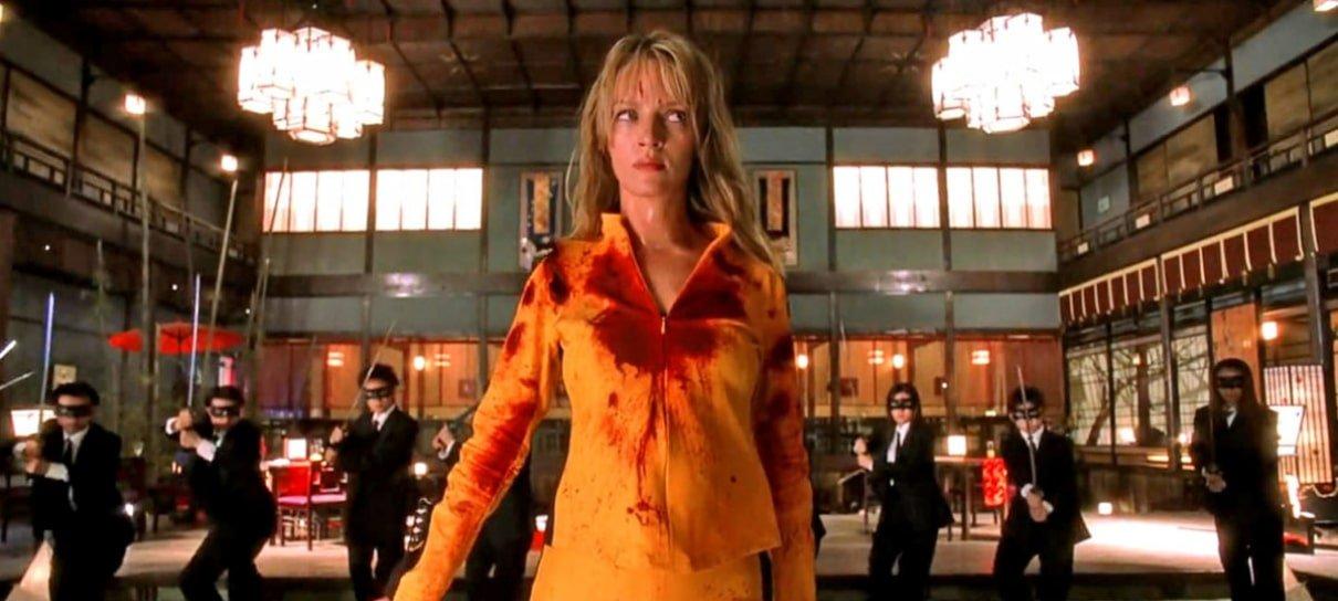 Quentin Tarantino está ainda mais perto de fazer Kill Bill Vol. 3