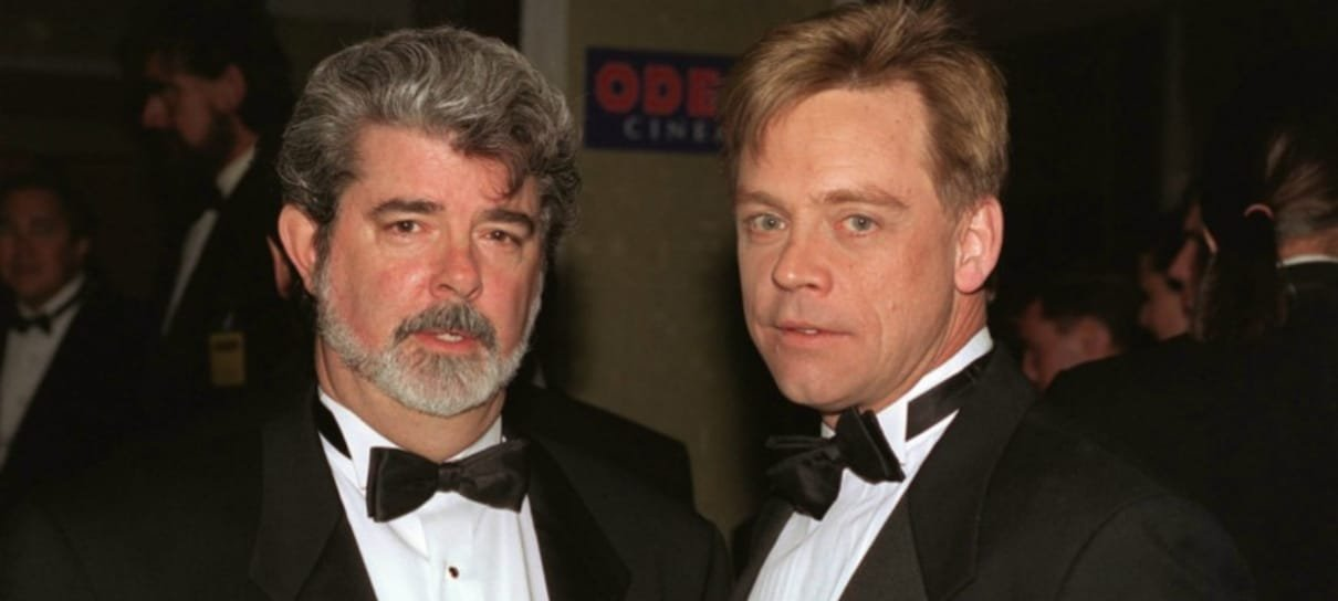 Star Wars | Mark Hamill publica homenagem a George Lucas
