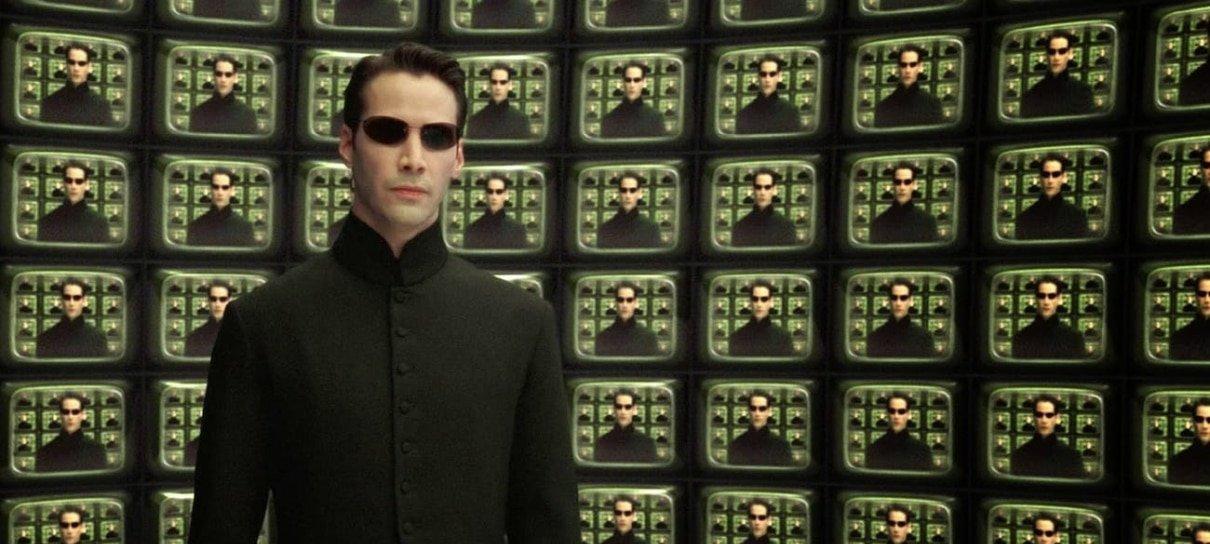 Keanu Reeves já começou o treinamento para John Wick 4 e Matrix 4