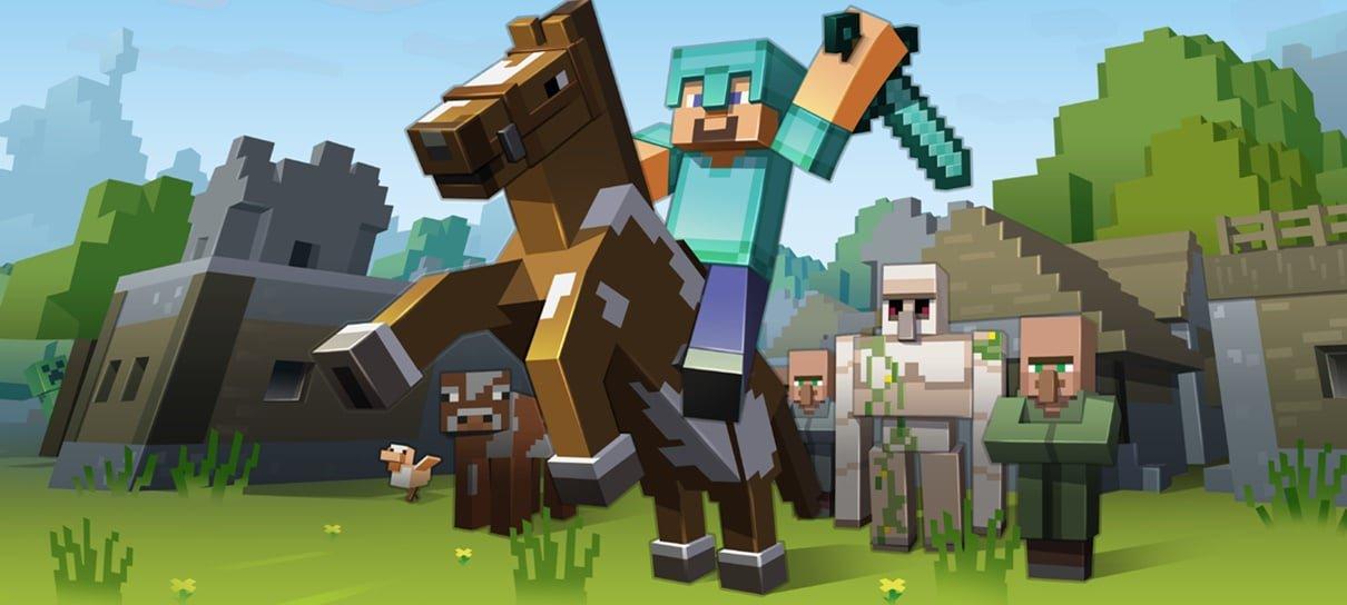 Minecraft | Versão de PlayStation 4 receberá cross-play na próxima atualização