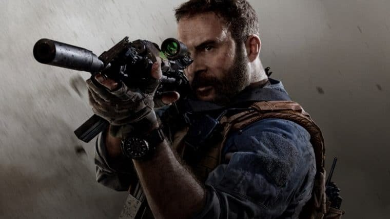 Modern Warfare foi o Call of Duty mais jogado da atual geração