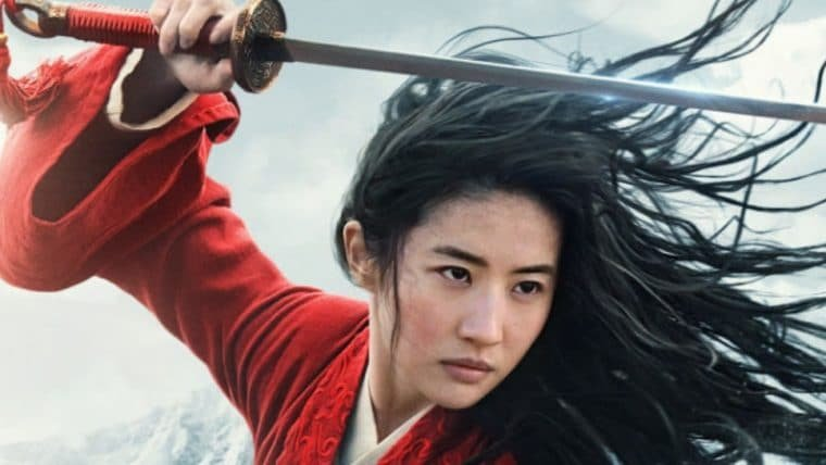Mulan luta em novo pôster e trailer chega amanhã