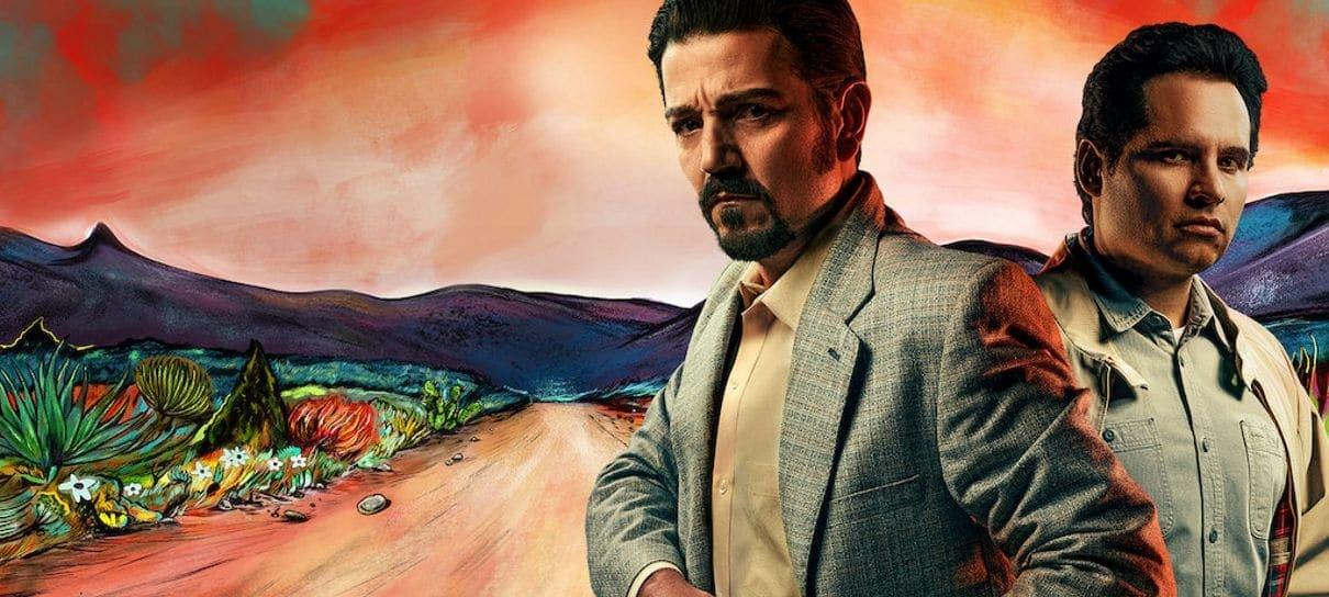 Narcos: México   Confira o teaser da segunda temporada