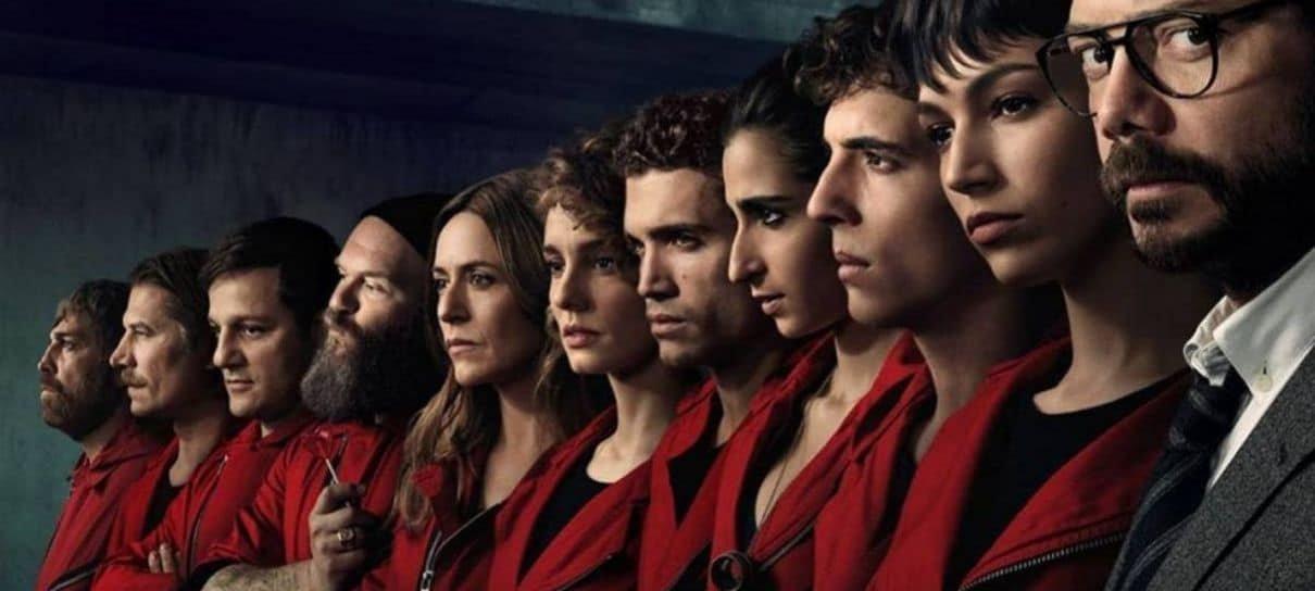 Netflix revela séries e filmes mais assistidos no Brasil em 2019