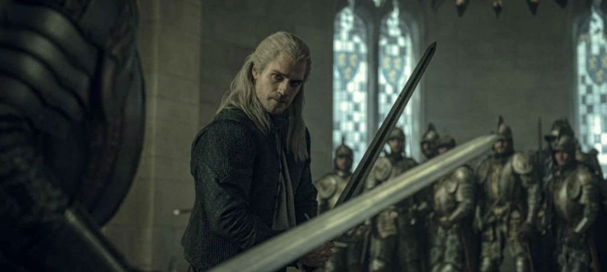 The Witcher | Netflix divulga cena inédita de luta