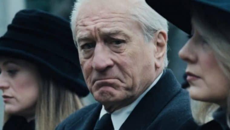 O Irlandês | Martin Scorsese pede para não assistirem ao filme no celular