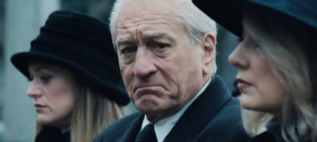 O Irlandês   Martin Scorsese pede para não assistirem ao filme no celular