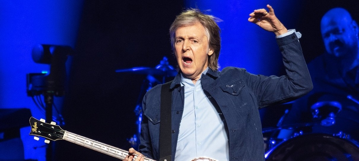 High in the Clouds   Livro infantil de Paul McCartney ganhará filme da Netflix