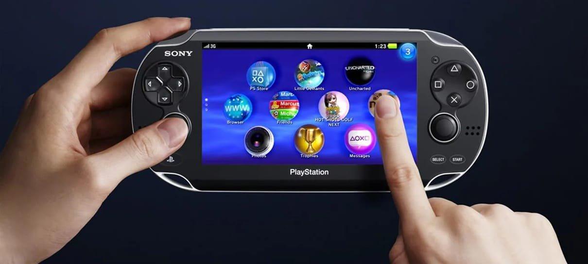 PlayStation não pretende mais lançar consoles portáteis