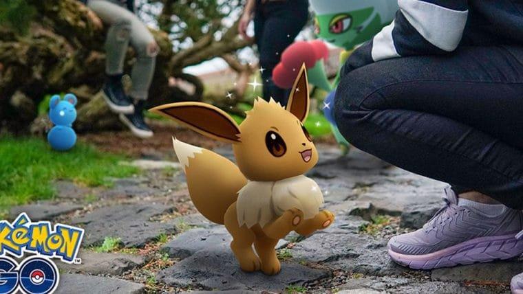 Pokémon Go terá sistema de Aventura de Companheiros