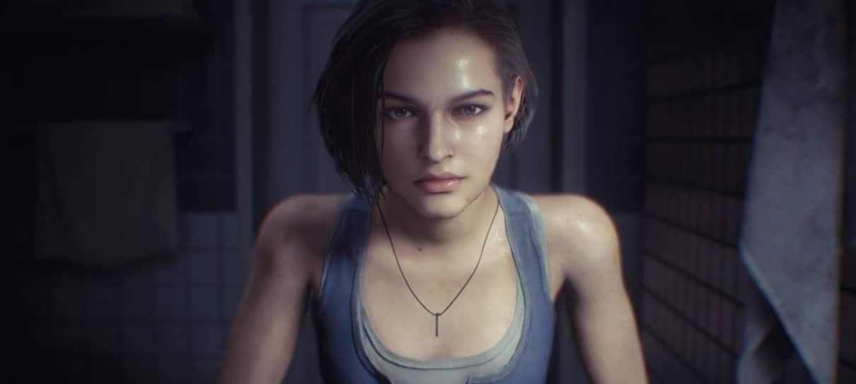 Remake de Resident Evil 3 está 90% pronto, revelam produtores