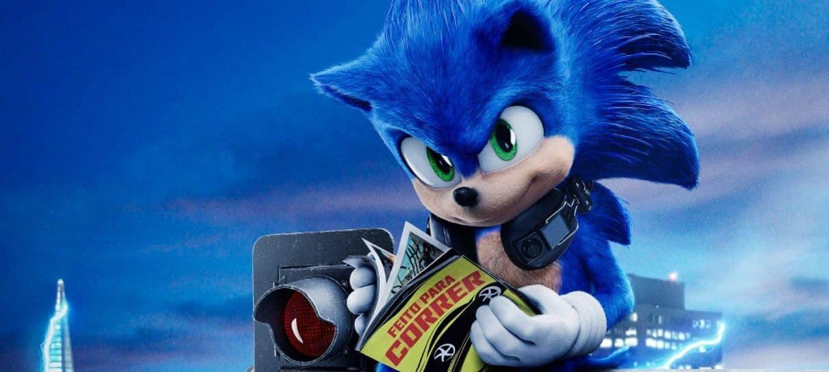 Sonic: O Filme | Jim Carrey mostra seu gingado em trecho do live-action