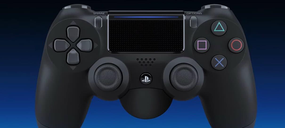 Sony anuncia acessório que adiciona botões traseiros no DualShock 4