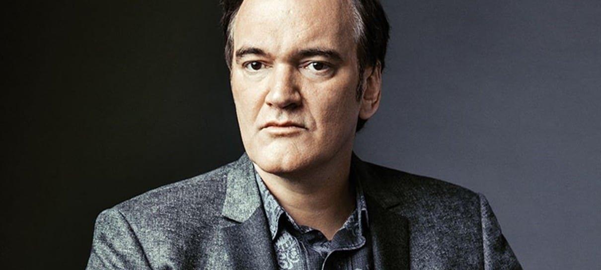 Star Trek de Quentin Tarantino pode não acontecer