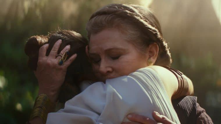 Star Wars: A Ascensão Skywalker segue liderando as bilheterias nos EUA