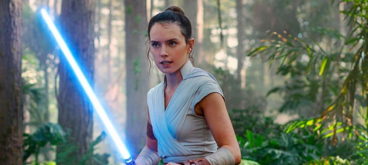 Star Wars: A Ascensão Skywalker | Roteirista explica ideia por trás da origem de Rey