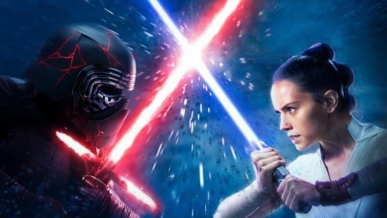 Star Wars: A Ascensão Skywalker fica em primeiro lugar das bilheterias no Brasil