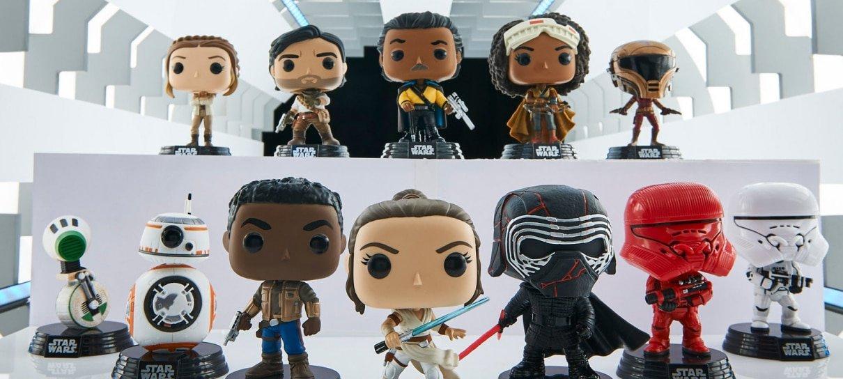 Funko lança coleção de Star Wars: A Ascensão Skywalker