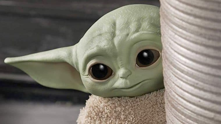 Star Wars | Hasbro anuncia pelúcia, action figure e mais produtos do Baby Yoda