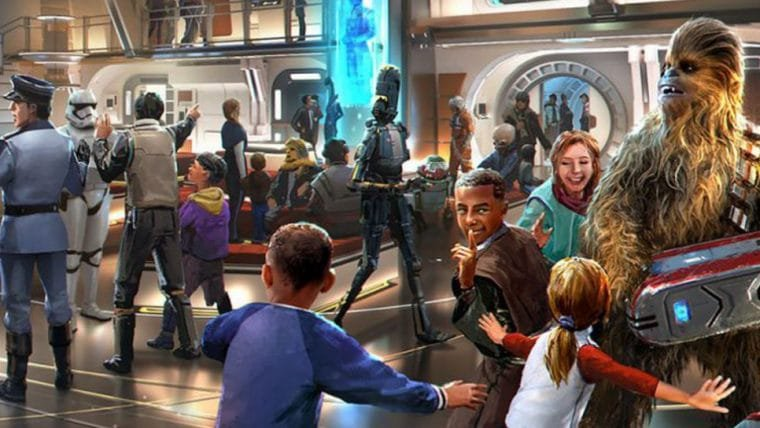 Disney anuncia hotel de Star Wars para 2021; saiba detalhes