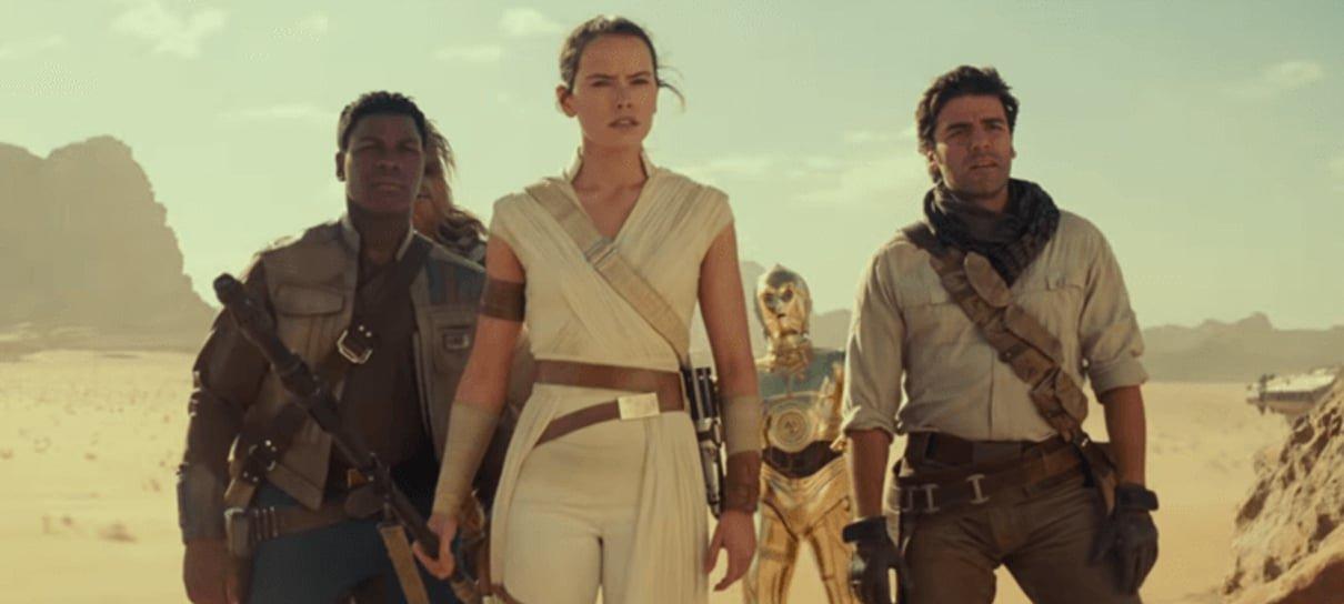 Star Wars | Diretor J. J. Abrams fez uma participação em A Ascensão Skywalker