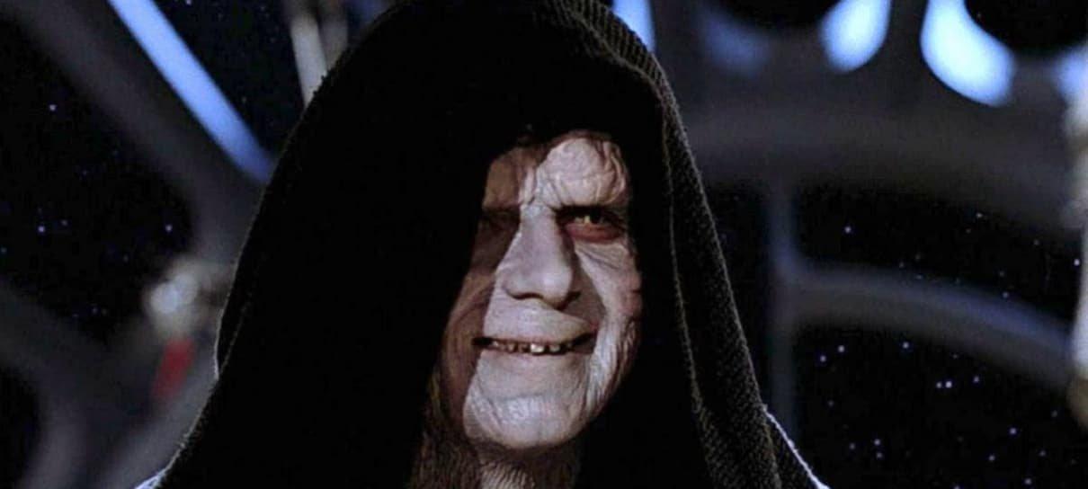 Star Wars | George Lucas queria algo diferente para o Imperador Palpatine