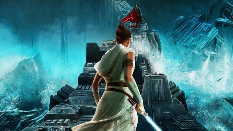 Star Wars: A Ascensão Skywalker | Confira os novos pôsteres
