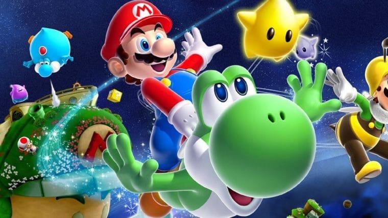 Super Mario Galaxy 2 é o melhor jogo da década, segundo o Metacritic