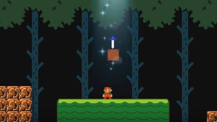 Super Mario Maker 2 recebe conteúdo de The Legend of Zelda em atualização gratuita