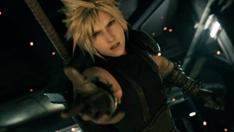 Final Fantasy VII Remake ganha trailer intenso focado em Cloud