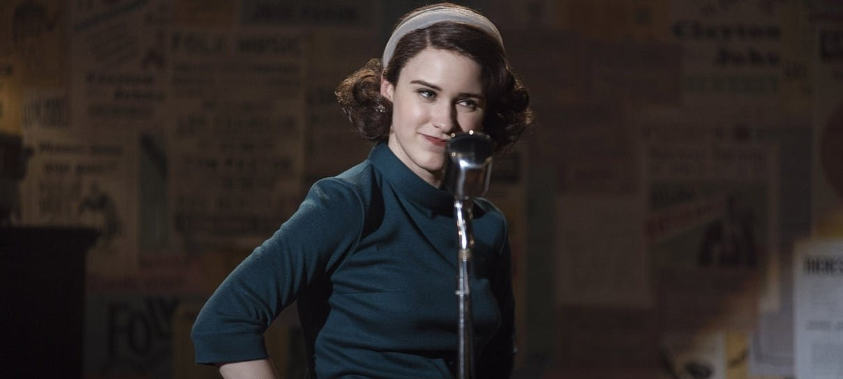 The Marvelous Mrs. Maisel é renovada para a quarta temporada