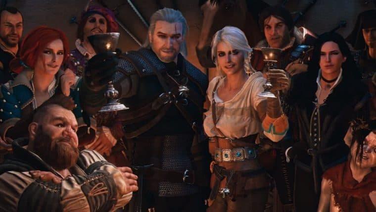 The Witcher 3 alcança quase 94 mil jogadores simultâneos no Steam e quebra recorde