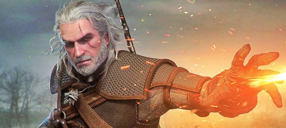 Jogo The Witcher 3 atinge pico de usuários após estreia da série