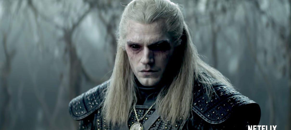The Witcher   Atores apresentam Geralt, Ciri e Yennefer em vídeo