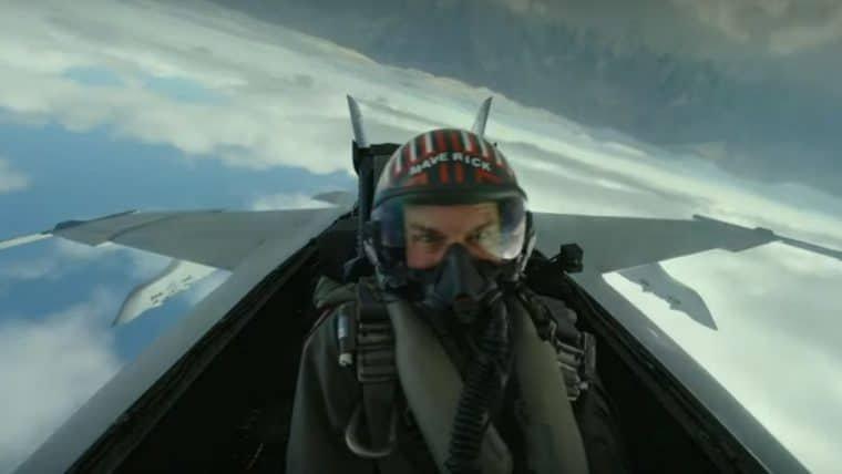 Top Gun: Maverick | Equipe quer que o público se sinta parte da ação