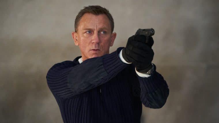 Assista ao primeiro trailer de 007 - Sem Tempo Para Morrer