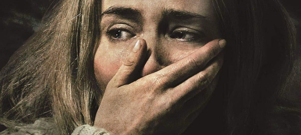 Emily Blunt tenta sobreviver na primeira foto da sequência de Um Lugar Silencioso
