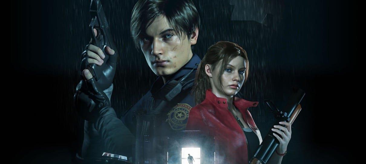 Vendas do remake de Resident Evil 2 superaram o original