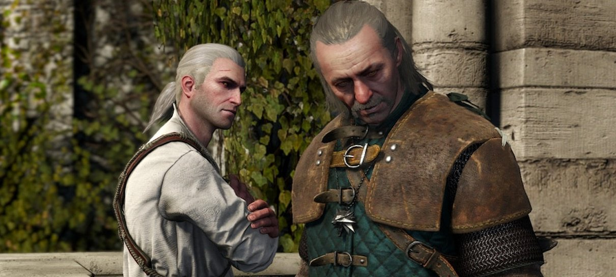 Mark Hamill brinca que deveria interpretar personagem de The Witcher