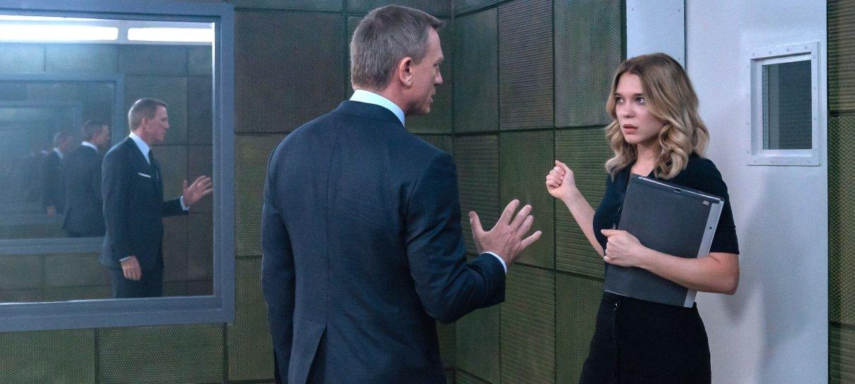 vitrine imagem 007 sem tempo para morrer nova - Cinema voltou: guia de estreias para 2021