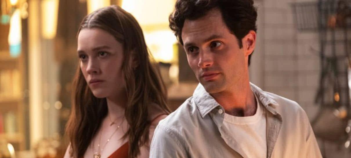VOCÊ | Penn Badgley fala sobre o que esperar da possível terceira temporada